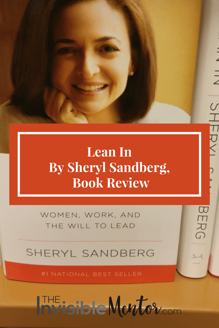 How To Review Book You Havent Read >> Lean In By Sheryl Sandberg A Book Review Reading Challenge