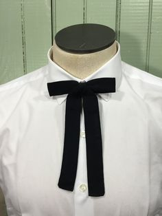 Boys Classic Solid Poly Satin Clip-on Tie Sage