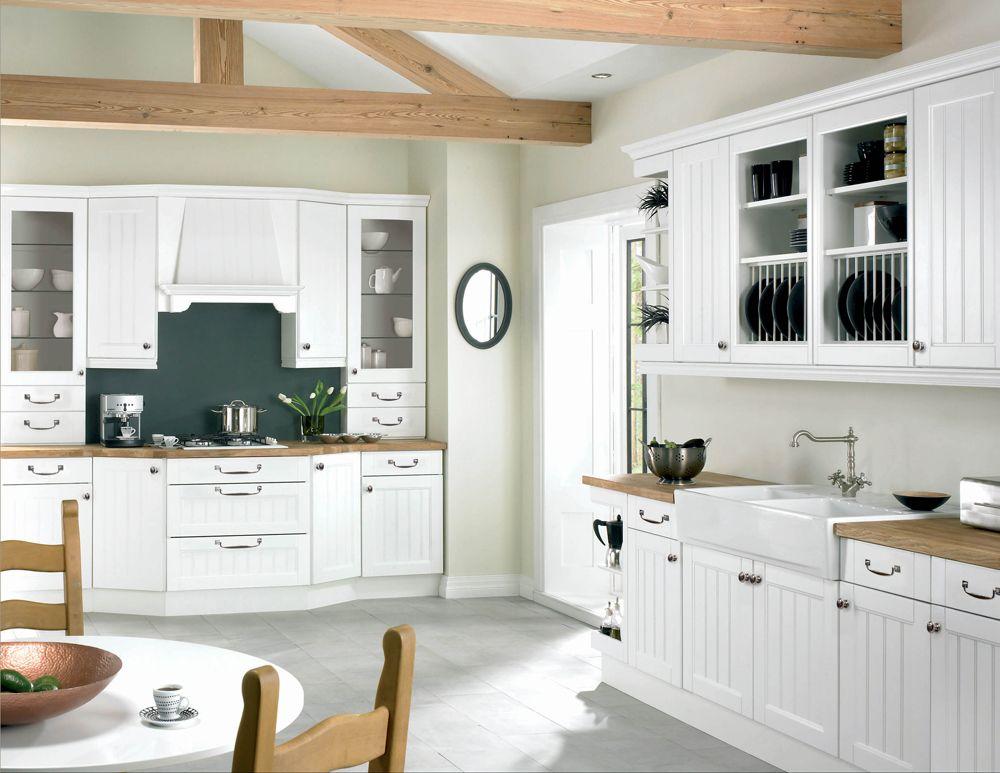 Mereway Boston Kitchen at West London Kitchen Design ...