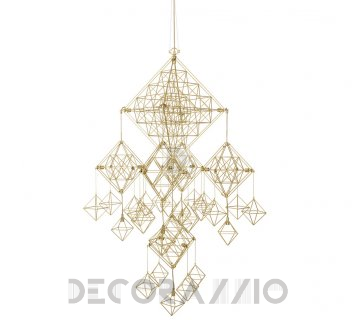 #lighting #celling_lamp #cellinglamp #interior #design Светильник  потолочный подвесной Forestier Talisman, KS10170XLGD