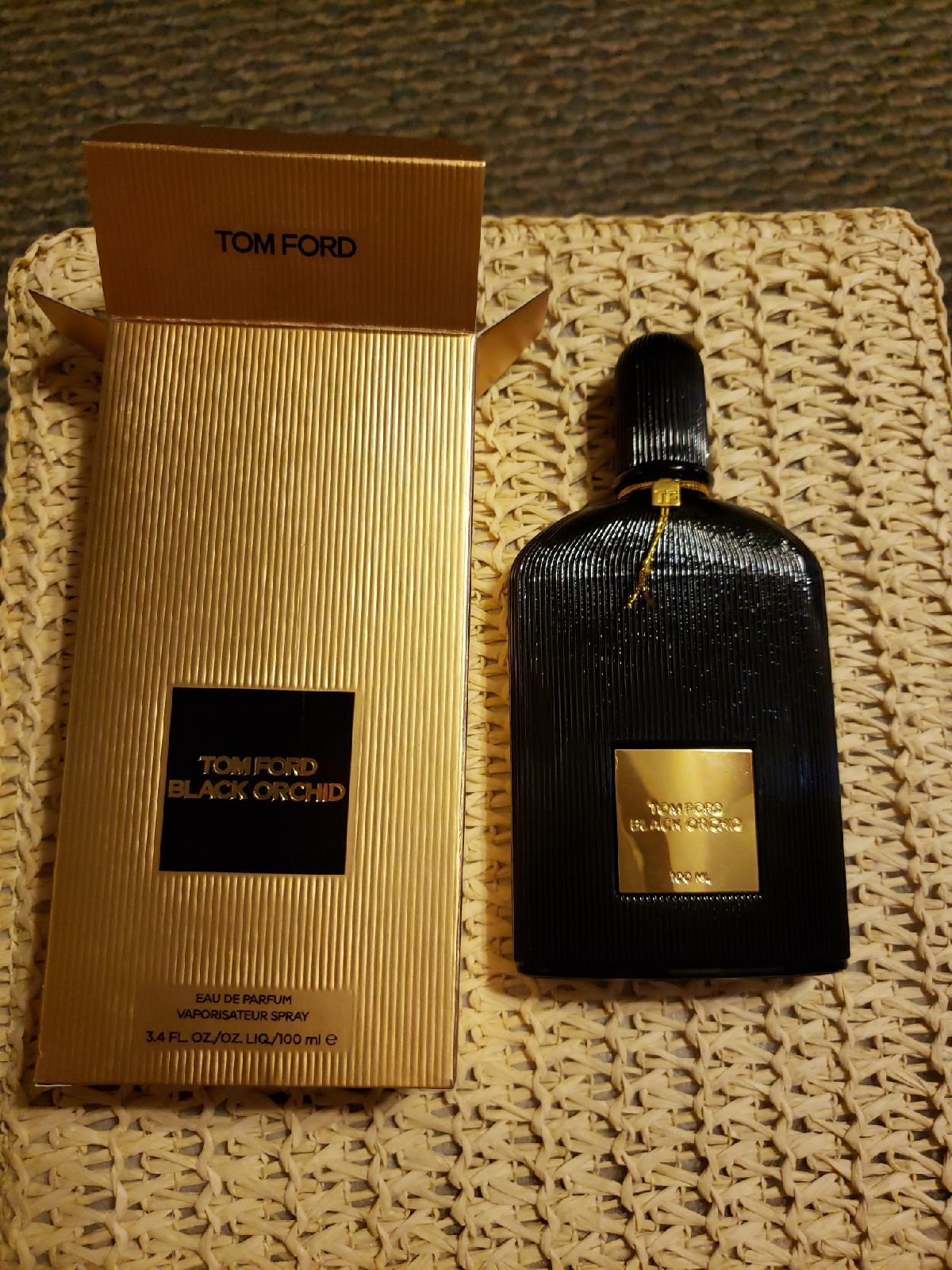 New Tom Ford Black Orchid 3 4 Fl Oz Tom Ford Black Orchid Perfume Scents Black Orchid