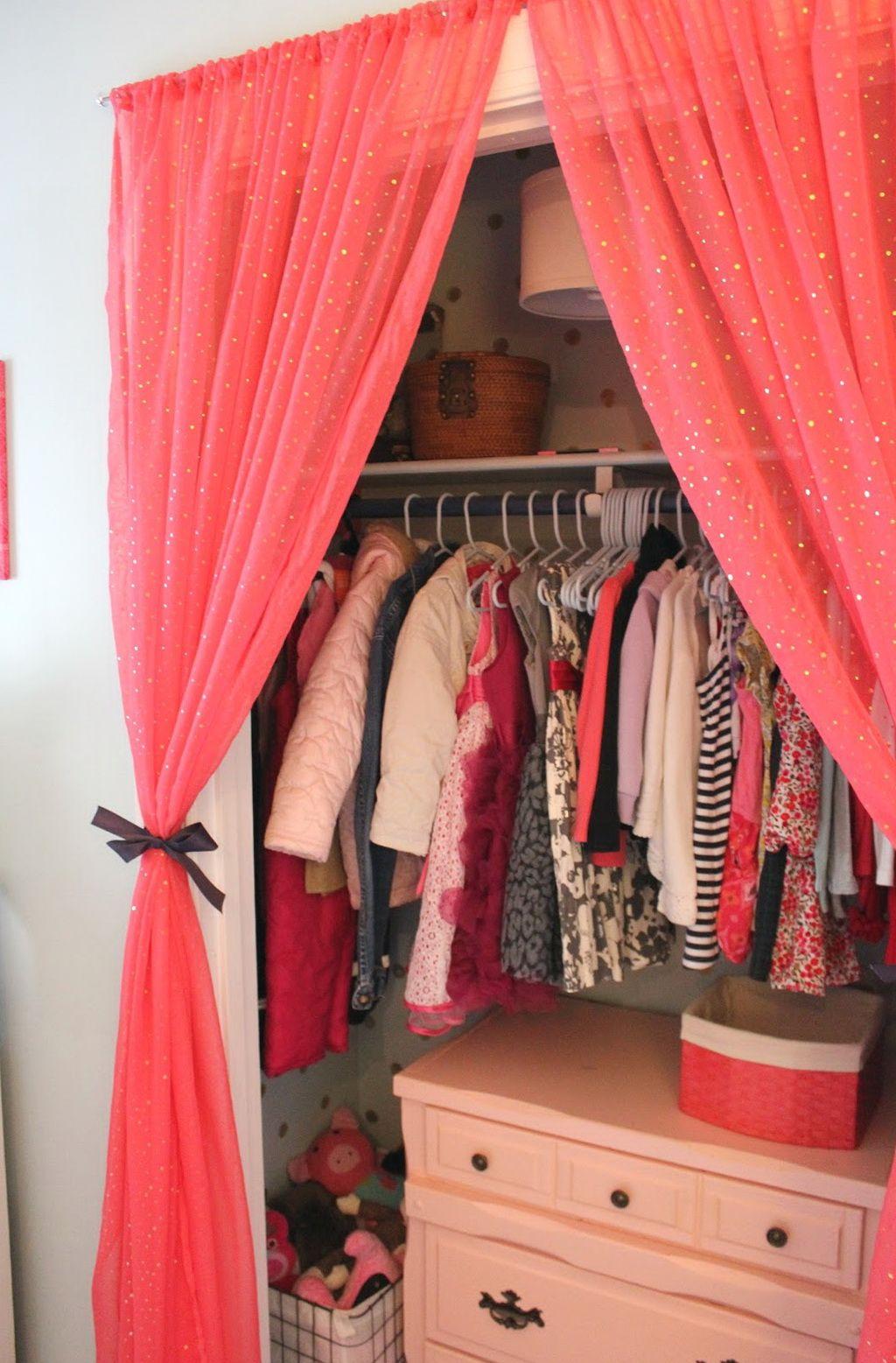 Best Closet Door Ideas To Spruce Up Your Room Curtains For Closet Doors Closet Door Alternative Diy Closet Doors