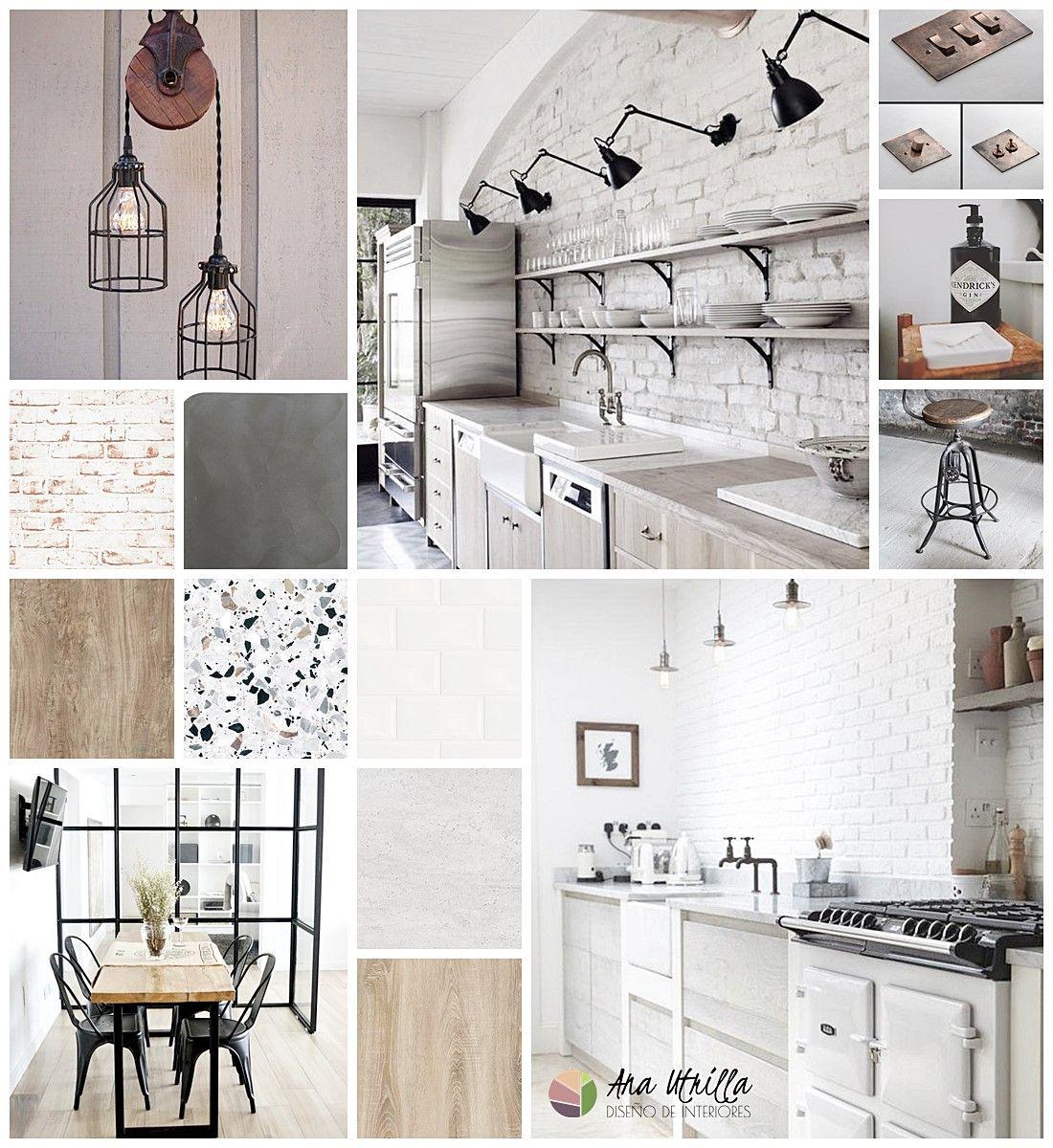 Proyecto de interiorismo de diseño de cocina en Ciudad Real ...