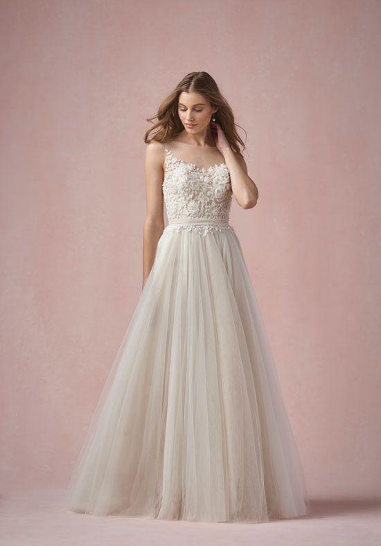 Willowby by Watters - Elodie 55715. Visit us at Debra\'s Bridal Shop ...
