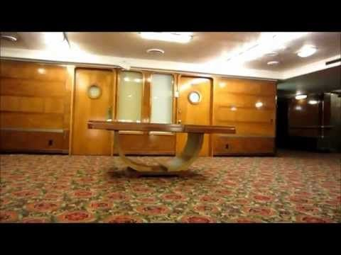 A Tour Guide Walks You Through The Queen Marys Most Haunted Room