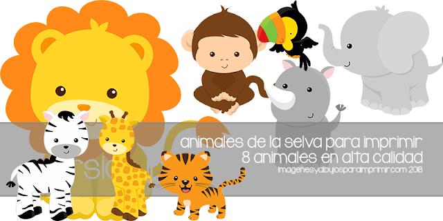 Best Dibujos Infantiles De Animales Para Imprimir En Colores Image