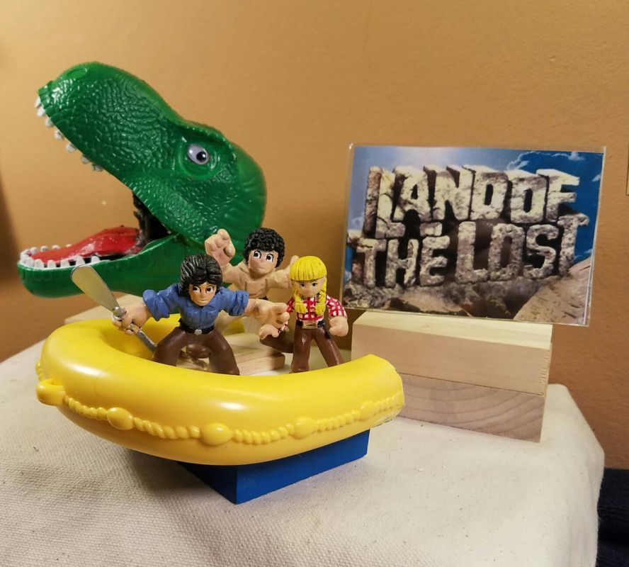 Land of the Lost (Super Hero Squad) Custom Action Figure [Land of ...
