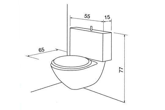 taille d une salle de bain cool circulation et dgagements respecter pour un design universel. Black Bedroom Furniture Sets. Home Design Ideas