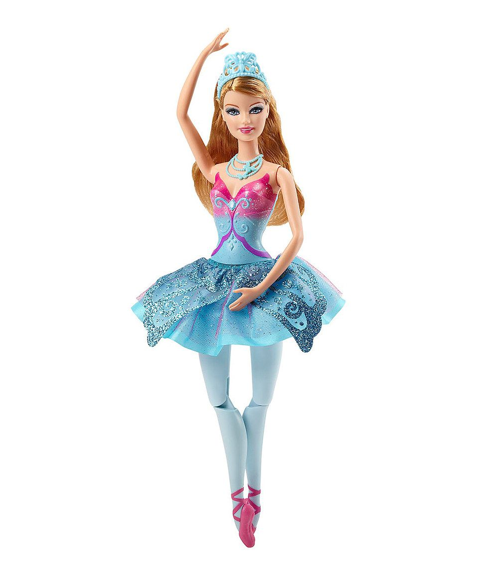 Another great find on #zulily! Barbie in the Pink Shoes Ballerina ...