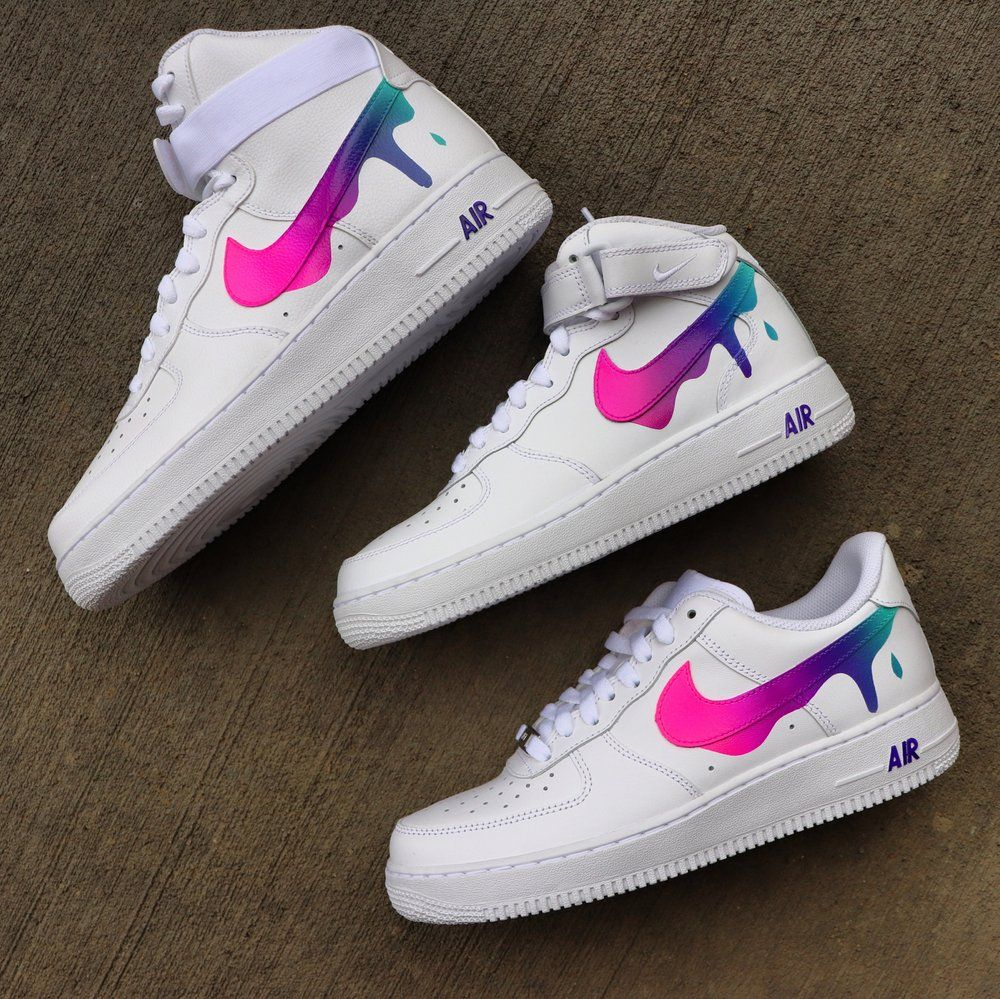 Image of DS2 Air Force 1 in 2019 | Shoes, Custom sneakers