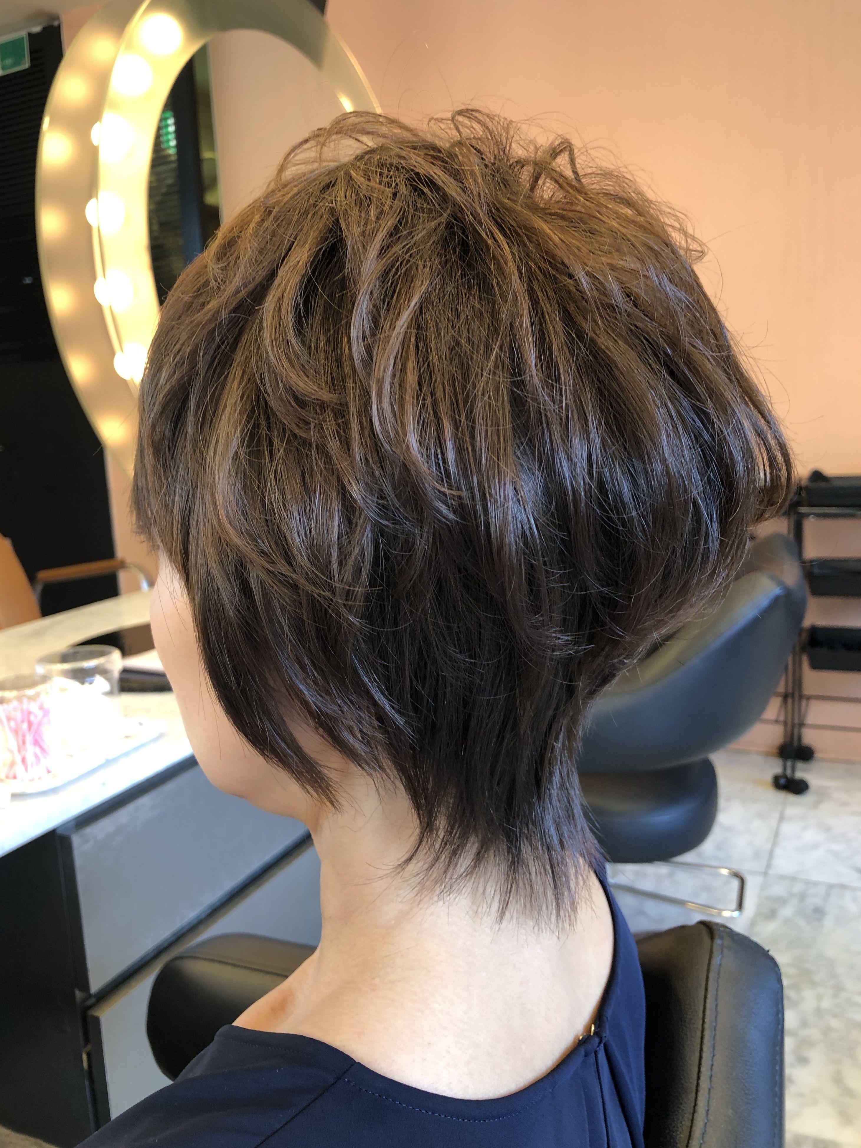 40代50代60代ヘアスタイル髪型 50代髪型 50代ショート 50代 髪型