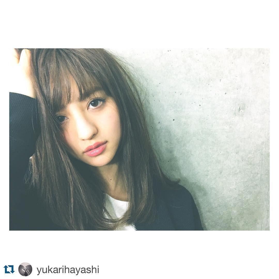 いいね 4 8件 コメント10件 Akane Hotta X2f 堀田茜さん Akanehotta のinstagramアカウント Repost Yukarihayashi With Repostapp Today 39 S Hair Amp Make Shoo Model