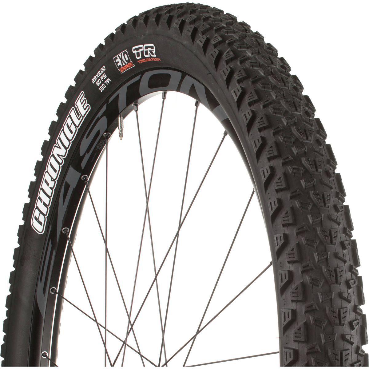 Maxxis Chronicle Exo Tr Tire 29 Plus Mountain Bike Tires Bike