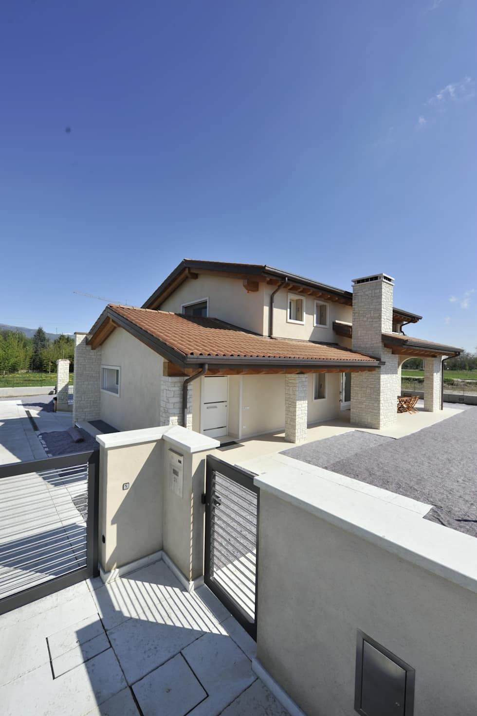 casa mod case in stile di architetti baggio classico