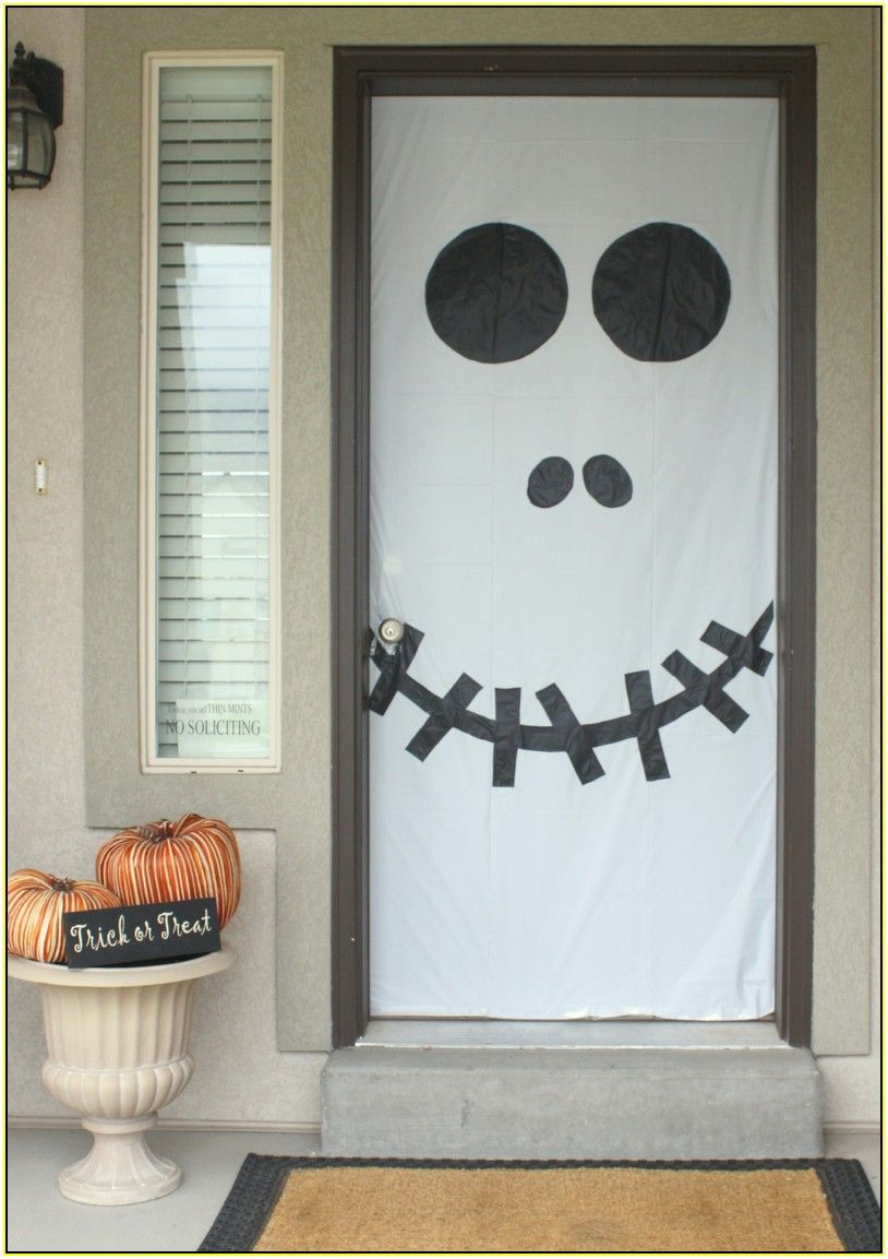 Halloween Door Decoration Halloween 2016 Sandy Pinterest - Halloween Door Decorations