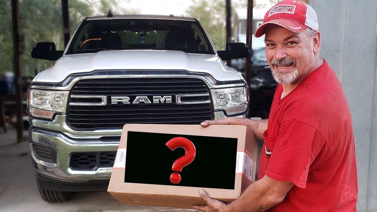 RAM 2500 MUST HAVE UPGRADE! in 2020 Ram 2500, Ram