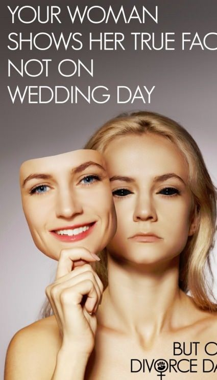 Funny wedding day face...