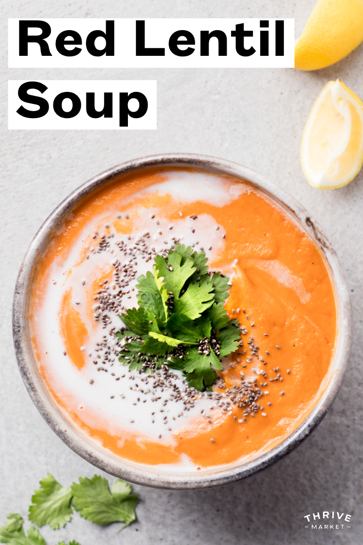 Red Lentil Soup Recipe Lentil Soup Recipes Red Lentil Soup Red Lentil Soup Recipe