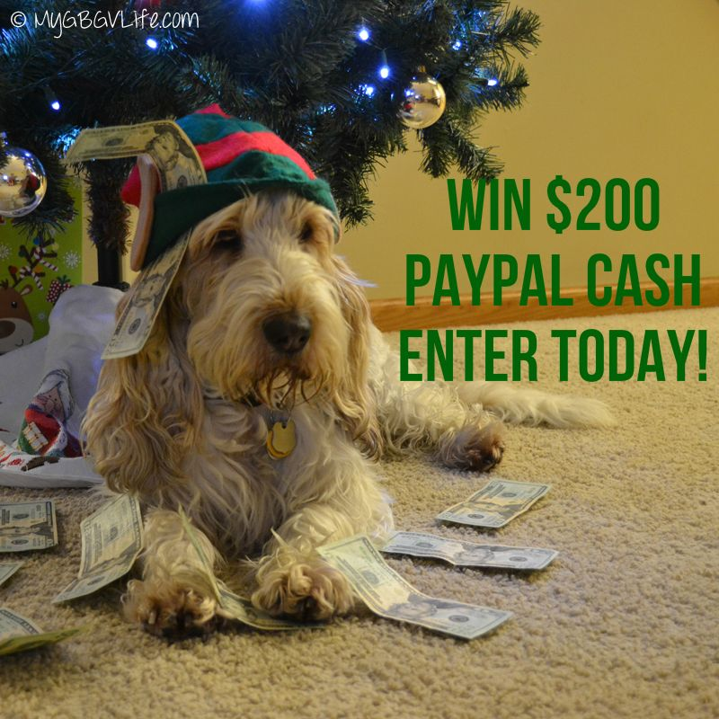 My GBGV Life How about $200 in PayPal #Cash ? #giveaway ends soon, so hurry!