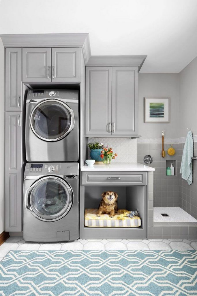 Photo of 38+ inspiring, remarkable laundry room layout ideas for the perfect drop zones for …