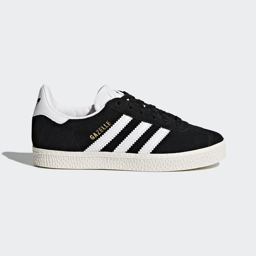 Buty Gazelle Shoes Czern Bb2507 Adidas Gazelle Black Adidas Gazelle