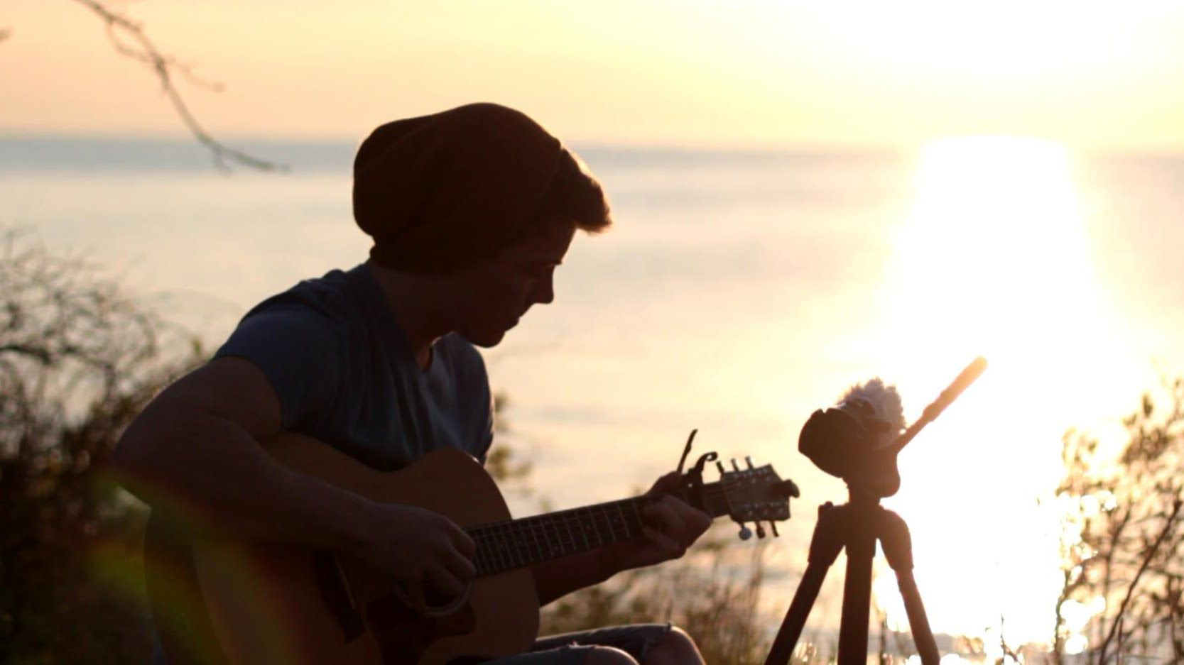 Chase Eagleson - Hallelujah - Leonard Cohen/Jeff Buckley (From The Lake Sessions Cover)