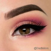 This image has get 19 repins. Author: Alessia – Simple eye makeup