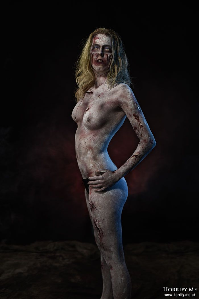 hot naked zombie girls