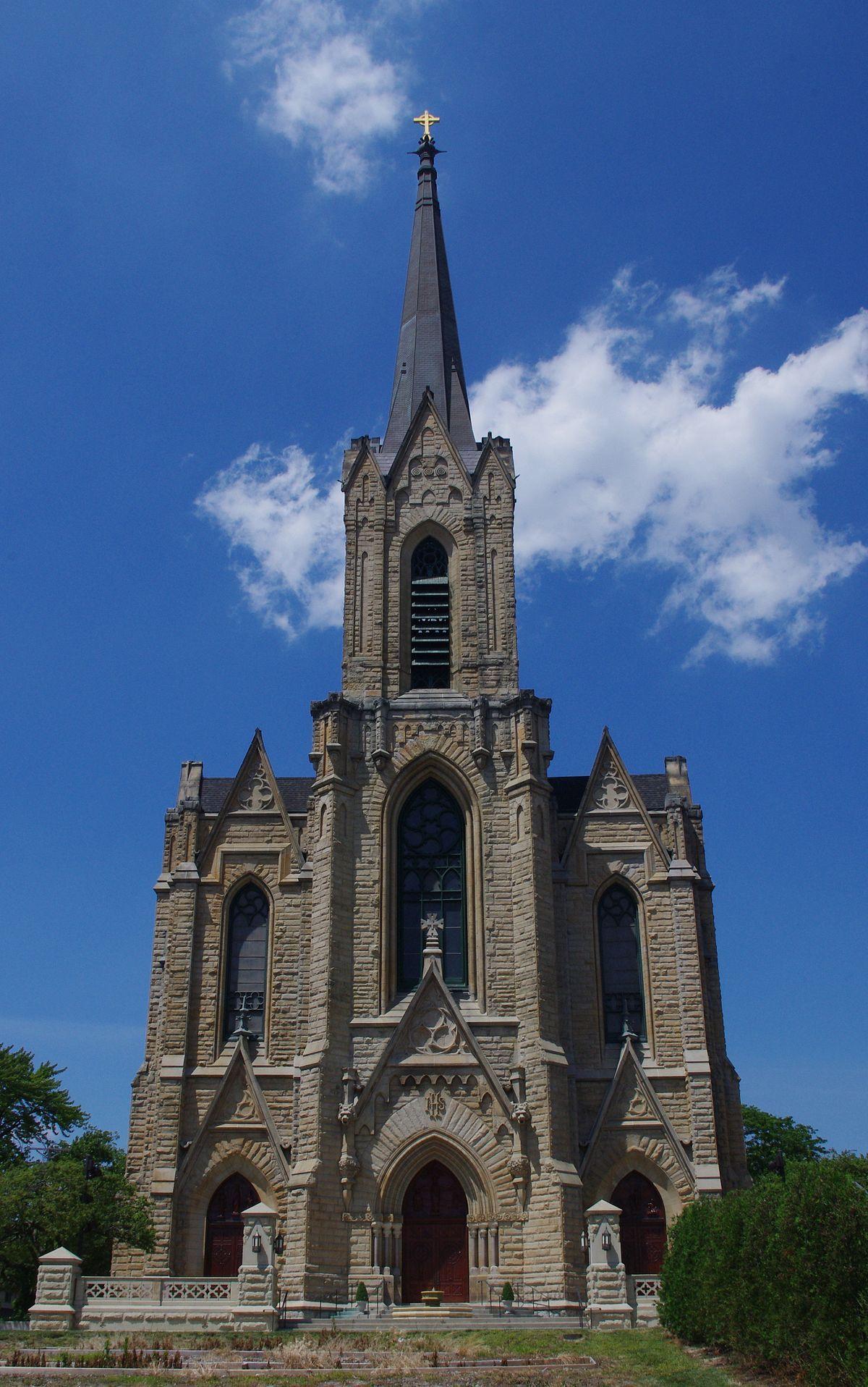 St Patrick S Catholic Church Toledo Ohio