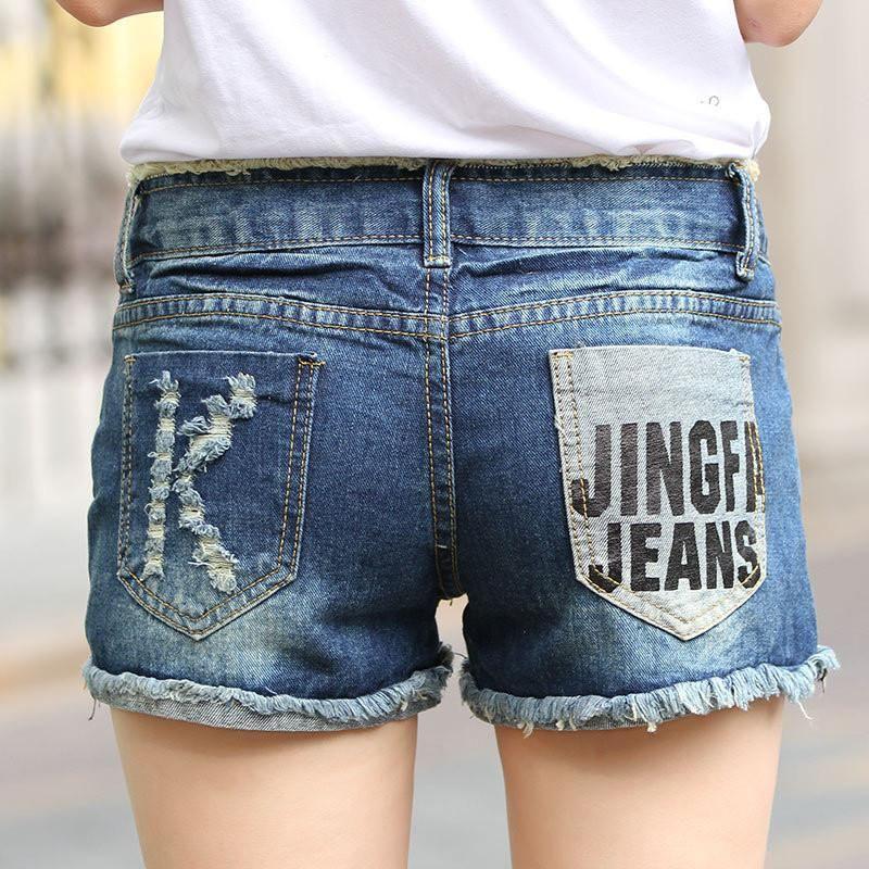 ef181963317 Women's Casual Summer Denim Shorts | ZORKET.com | Jeans for short ...