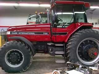Case Ih 7130 Magnum Fwd Case Tractors Tractors International