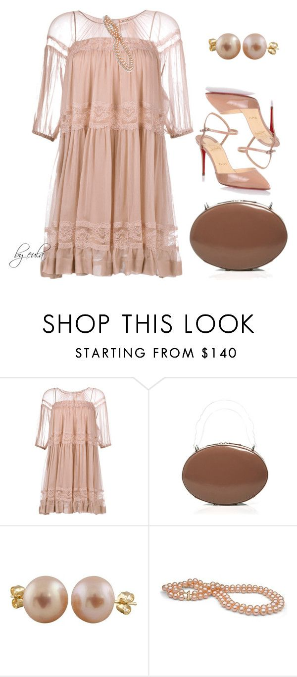 """""""Organized Sets"""" by eula-eldridge-tolliver ❤ liked on Polyvore featuring N°21, Simone Rocha, Splendid Pearls, women's clothing, women's fashion, women, female, woman, misses and juniors"""