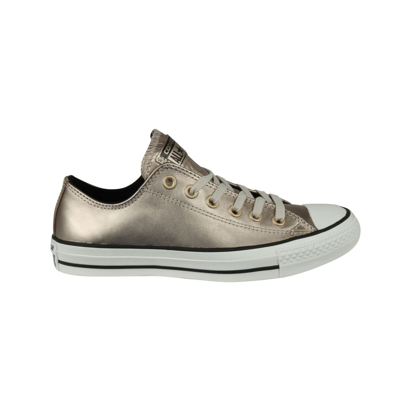 Converse Ox Leather Womens Trainers | USC.co.uk