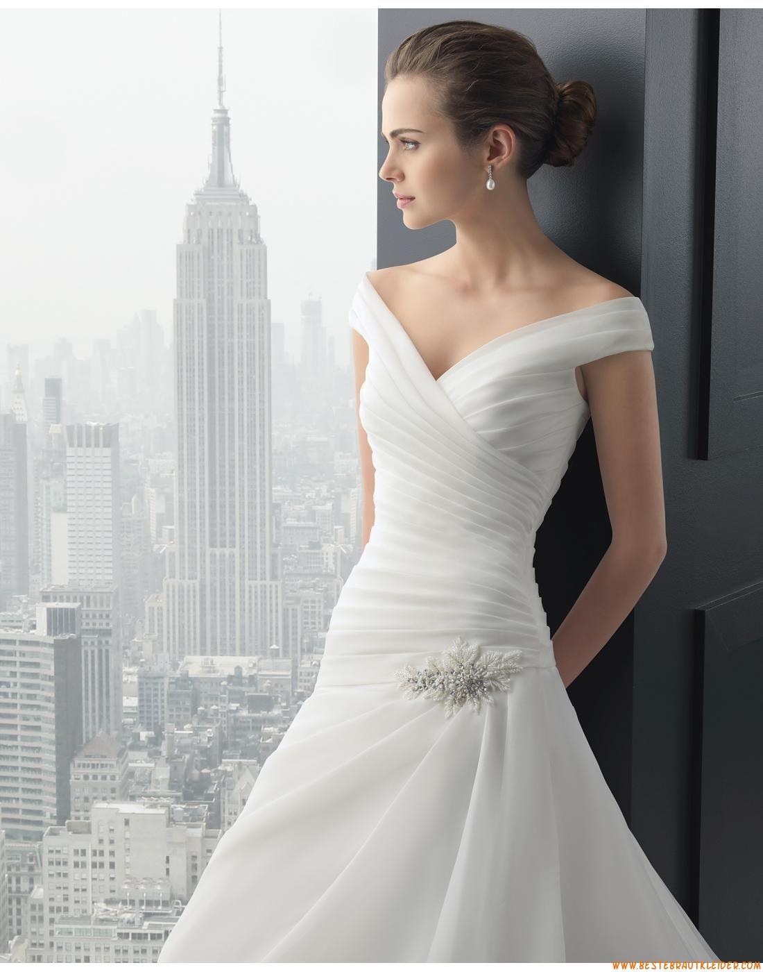 Pin auf Brautkleider vorne kurz hinten lang