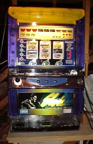 Igt elvis slot machine punk o matic 2 game