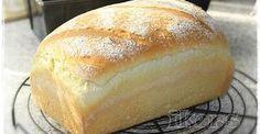 Soft Sandwich Brot 340 g Wasser 10 g Trockenhefe 20 g Zucker 3 Min./37°/St.1 500 g Mehl 550er 2 TL Salz 50 g we... #pizzateigmittrockenhefe