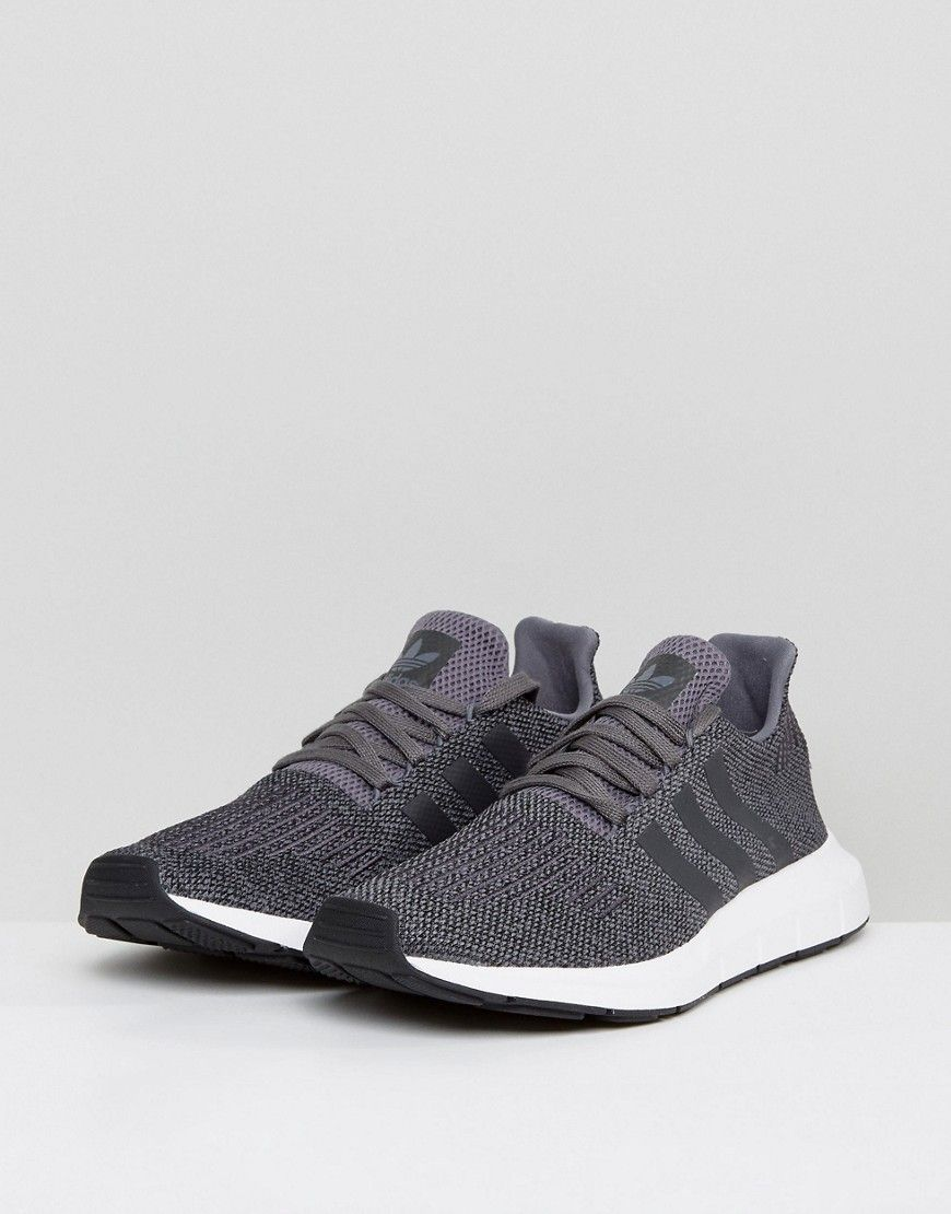 3ae6ecb5e adidas Originals Swift Run Sneakers In Gray CG4116 in 2019 ...