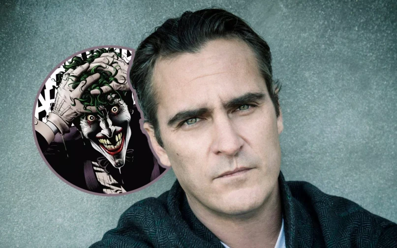 Joaquin Phoenix's Joker movie gets title, 2019 release