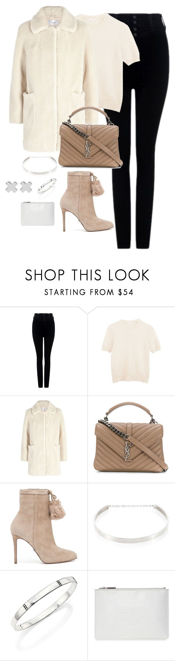 """""""Untitled #4497"""" by magsmccray ❤ liked on Polyvore featuring RED Valentino, Stand, Yves Saint Laurent, MICHAEL Michael Kors, Jennifer Zeuner, Ippolita, Whistles and Witchery"""