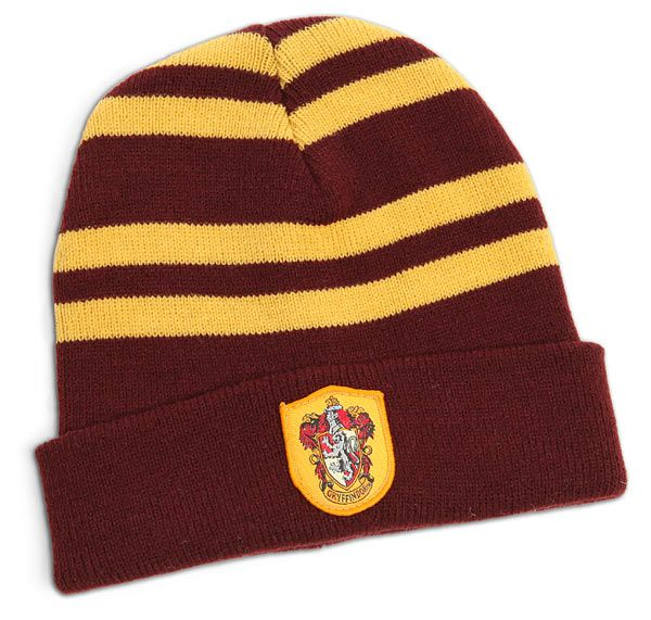 ThinkGeek :: Harry Potter House Beanies
