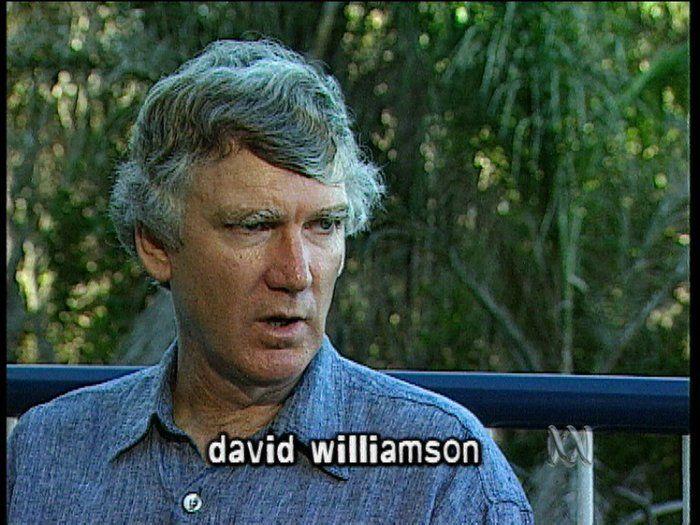 the club williamson