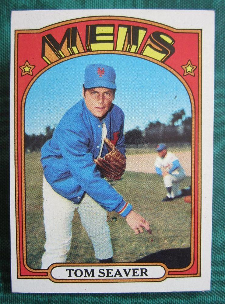 Park Art My WordPress Blog_Tom Seaver Baseball Cards For Sale