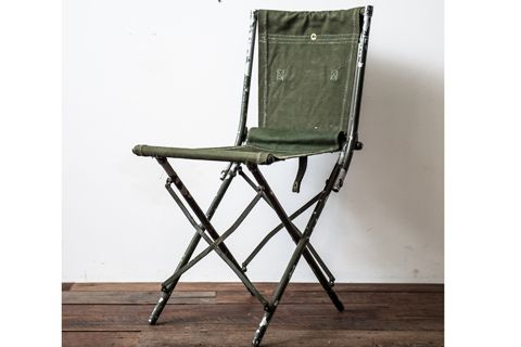 BRITISH ARMY Folding Chair| Trois Avril