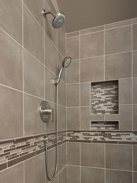 If I Were To Redo My Shower Would Add A 2nd Head And Small