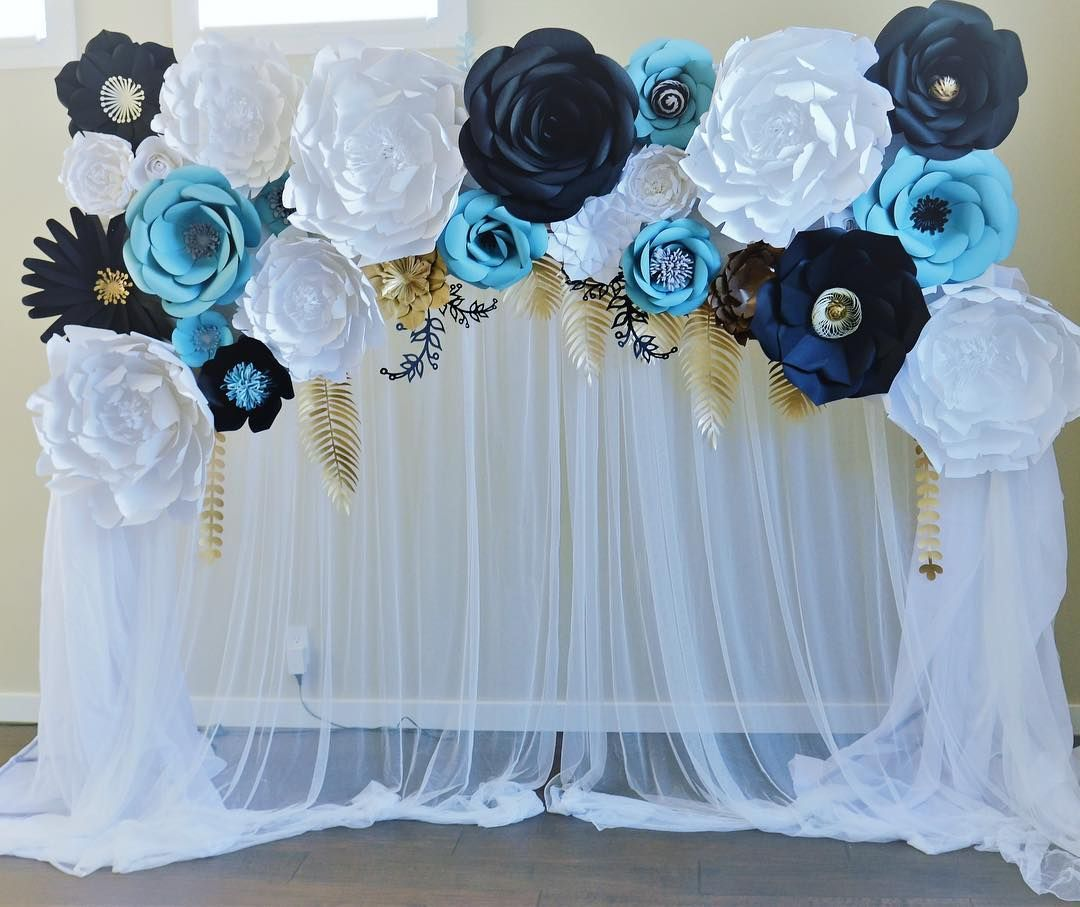 It S A Boy Baby Shower Backdrop The Backdrop Is Available For Rent