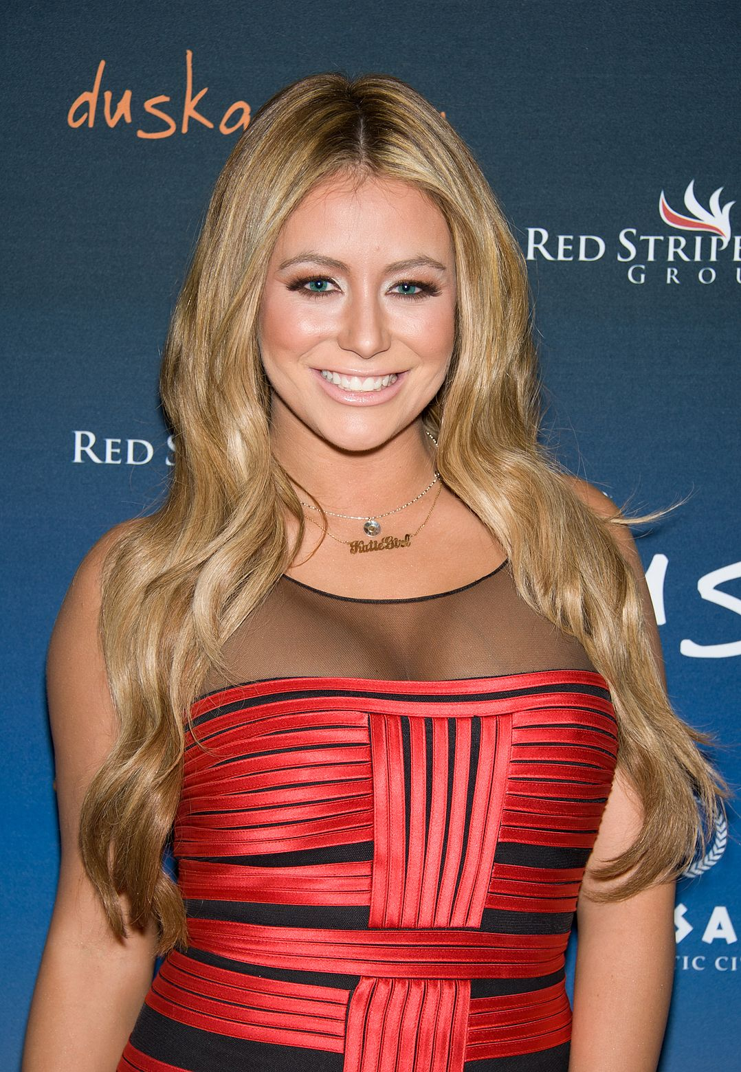 Aubrey O Day With A Name Necklace Holiday Event Party Like It S