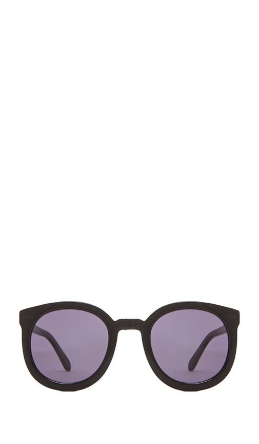 Karen Walker Super Duper Strength in Black from Revolve.com