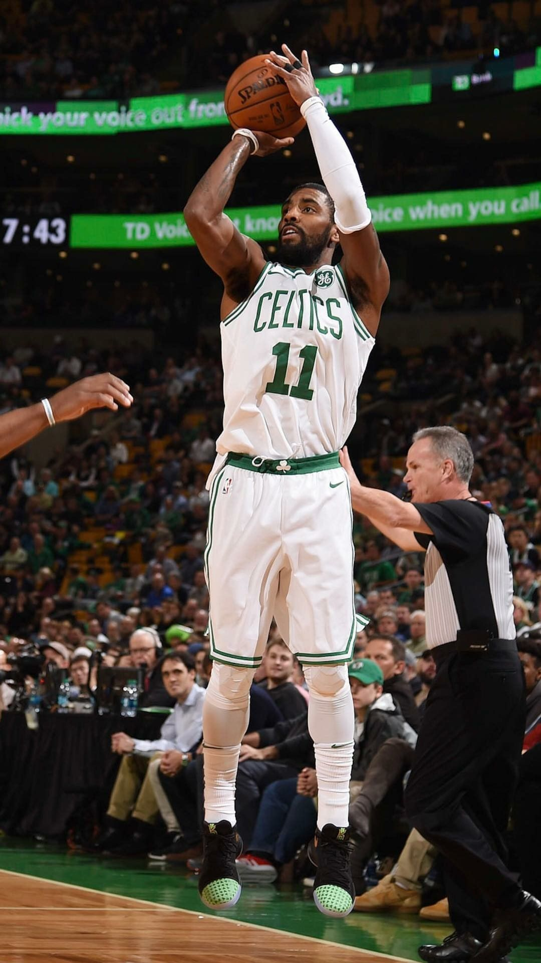 Kyrie Irving Wallpaper Kyrie Irving Celtics Kyrie Irving Irving Nba