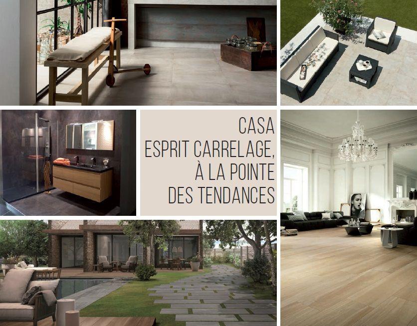 Casa Esprit Carrelage Warm Grey Rennes Cool Stuff