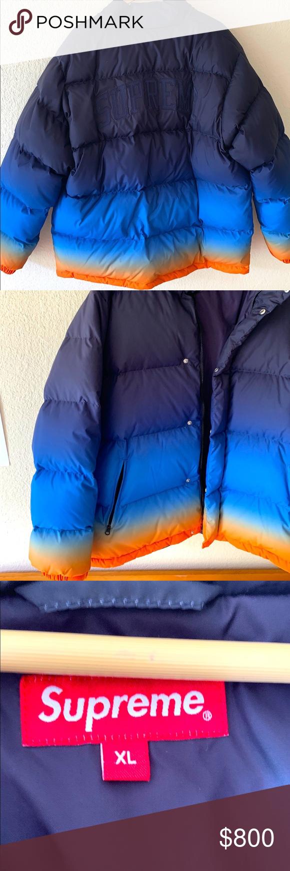 Supreme Puffer Jacket Puffer Jackets Jackets Puffer [ 1740 x 580 Pixel ]
